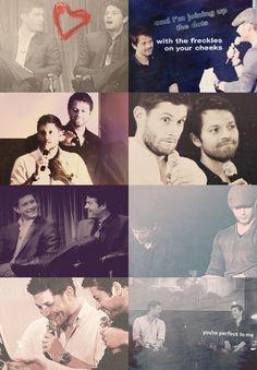 Jensen & Misha :)