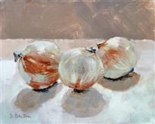 Original art for sale at UGallery.com | Onions by Gary Bruton | $350 | acrylic painting | http://www.ugallery.com/acrylic-painting-onions