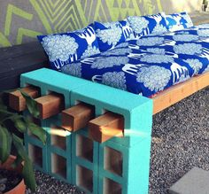 Get Creative with Outdoor Seating