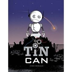 #Book Review of #TinCan from #ReadersFavorite - https://readersfavorite.com/book-review/tin-can/2  Reviewed by Alysha Allen for Readers' Favorite  Following up with his well-received children's book, The Boy with the Big Blue Hair, Chris Censullo writes another charming story about embracing diversity. Tin Can begins with a lonely young girl named Sam, with pink hair in a tree house, who wishes upon a shooting star for a friend. Lo and behold, her wish is soon answered! A robot from outer…