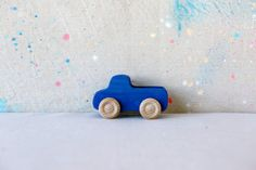 More & Co, Blue Wooden Truck