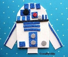 r2d2 for star wars day  may 4th (may the 4th be with you!!!)