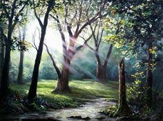 """""""La véritable sagesse est comme un rayo n de soleil qui ne peut pas être brûlé"""". On commence bien l'année !!! Quelques petites explications pour vous aider à entrevoir cette peinture: Le tableau est à contre jour avec une source lumineuse diffuse qui..."""