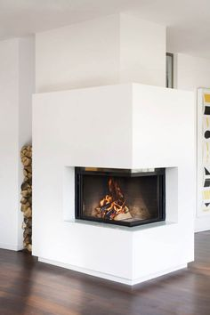 20 best zweiseitige kamine images on pinterest open fireplace fire places and two sided fireplace. Black Bedroom Furniture Sets. Home Design Ideas