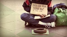 Homelessness is also a big issue in Australia. Children and adults are living in allies and on the side of the road  picture 3