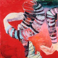 """Saatchi Online Artist: Galen Cheney; Oil, 2012, Painting """"School Picture Day"""" #GalenCheney"""