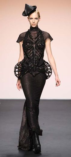 Jean Paul Gaultier Haute Couture collection fall-winter 2013/2014