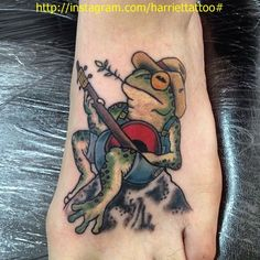 traditional frog tattoo - Google Search