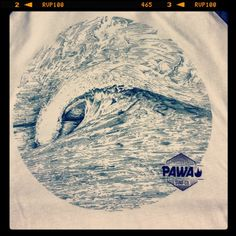 Another one hot off the press...... #pawasurfco #pawasurf #pawa