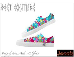 Women's sneakers or keds shoes. Ethnic Rangoli design low tops canvas – Artikrti