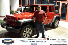 #HappyBirthday to Charlie from Ruben Perez at Huffines Chrysler Jeep Dodge RAM Plano!  https://deliverymaxx.com/DealerReviews.aspx?DealerCode=PMMM  #HappyBirthday #HuffinesChryslerJeepDodgeRAMPlano