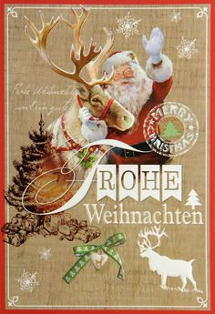 Merry Christmas, Christmas Ornaments, Holiday Decor, Weihnachten, Reindeer, Xmas Cards, Gifts, Merry Little Christmas, Happy Merry Christmas