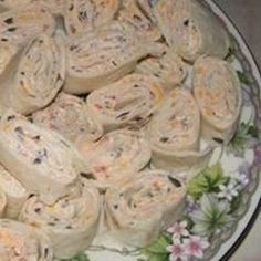 Creamy Taco Roll-Ups made Mothers Day 2014. Very easy. Will make again but will allow cream cheese to soften more to ensure no chunks.