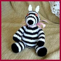 Zou zebra pattern pinterest yellow pink and sparkly zillah zebra this would be cool with black and white verigated yarn dt1010fo