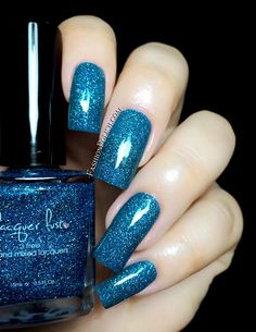 Fashion Polish: Lacquer Lust Glitter jellies collection - Frozen In Time
