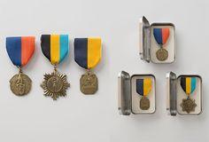 Ideas de como guardar las medallas