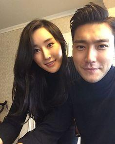 Siwon & his sister Jiwon - Choi Siwon ❤ #WeWillWaitForSiwon #WeWillWaitForYouSiwon