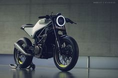 Exclusive: Husqvarna motorcycle concepts