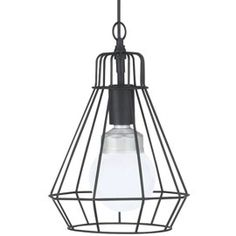 Suspension taiyo noir castorama lustre luminaire for Castorama luminaire salon