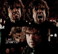 Tyrion Lannister #GameofThrones