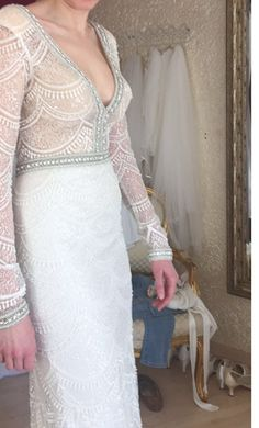 Berta  15-107: buy this dress for a fraction of the salon price on PreOwnedWeddingDresses.com