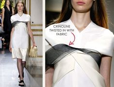 Twists at Celine - The Cutting Class