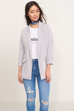 Better than your boyfriend's Dropped Shoulder Boyfriend Blazer