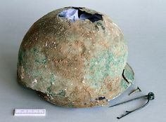 Iron Age Bronze Helmet Found By Metal Detector In England Declared Buried 'Treasure' (PHOTO)