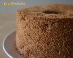 foodbook.HK » Blog Archive » 咖啡戚風蛋糕(附食譜)