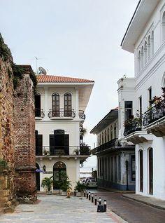 Casco Viejo. Panama