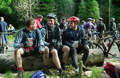 Like a pub crawl on a mountain bike, the Real Ale Wobble gives avid cyclists the chance to experience the best trails and beers that Llanwrtyd Wells has to offer. For commercial use, please visit www.walesonview.com Reference: M124-902-DOR