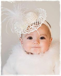 Aww, if I had a little girl, she would definitely have this for church.