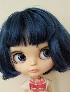 OOAK Custom Takara Blythe Art Doll - Francis- by Victoria Fox #Takara #Dolls