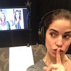 Shhhhhhhh, top secret! #DeviousMaidsS3 #ADR @brianna_lynn_brown #TaylorAndMarisol #trouble