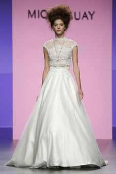 trajes de novia modernos 2016 tarde - Buscar con Google