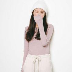 秋季新款韩版V领修身显瘦薄款套头针织衫女打底衫