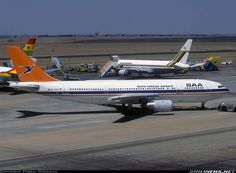 ZS-SDB South African Airways Airbus A300-300