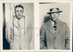 1927 Photo Murderer Connie Ritter State Highway Patrolman Lory Price Crime Rare