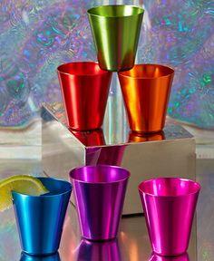 Retro Aluminum Drinkware Sets|LTD Commodities