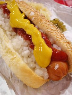 #FOOD Costco hot dog