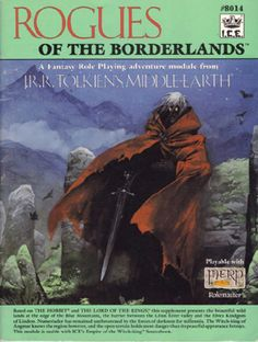 Product Line: Middle Earth Roleplaying  Product Edition: M1  Product Name: Rogues of the Borderlands  Product Type: Adventure Module  Author: John Crowdis  Stock #: 8014  ISBN: 1-55806-083-9  Publisher: ICE  Cover Price: $7.00  Page Count: 39  Format: Softcover  Release Date: 1990  Language: English