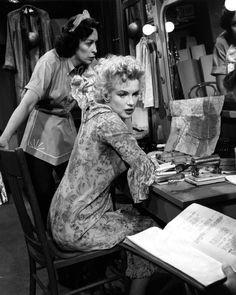 """💋Marilyn Monroe in """"Bus Stop"""" 1956"""