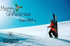 Merry Christmas Mavericks!      #Christmas #Ski #Morzine #Xmas #BEMOREMOUNTAINMAVERICK