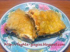 Λουκανόπιτα με τυριά