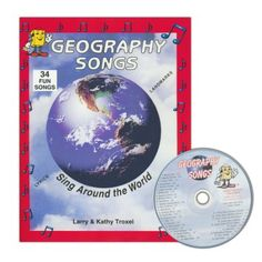 Abeka world geography in christian perspective 1 semester high audio memory geography songs cd workbook and map gumiabroncs Gallery