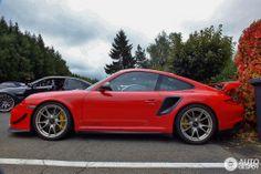 2013 Porsche GT2 RS   Porsche 997 GT2 RS - 9 Oktober 2013 - Autogespot