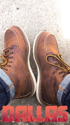 Red wing 1907. Men's Boots, Jeans And Boots, Shoe Boots, Shoes Men, Shoes Sneakers, Mens Lace Up Boots, Red Wing Boots, Mens Boots Fashion, Shoe Company