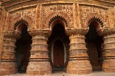 Photo Sharing Sites, Site Hosting, Hindu Temple, West Bengal, Beautiful Architecture, Lovers Art, High Quality Images, Fine Art Photography, Terracotta