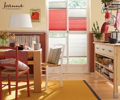 Plisy to funkcjonalne i oryginalne rozwiązanie - zasłonią dowolny fragment okna i pasują do każdego wnętrza.