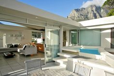Lion's View - Recommended by Wallpaper City Guide as one of the best places to stay in Cape Town, Lion's View has established itself as the ultimate Camps Bay retreat. Designed by leading South African architect, ... #weekendgetaways #campsbay #southafrica